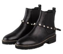 Chelsea-Boots AVA - SCHWARZ