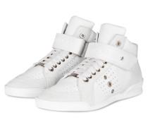 Hightop-Sneaker LEWIS - weiss