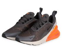 Sneaker AIR MAX 270 - DUNKELGRAU/ ORANGE