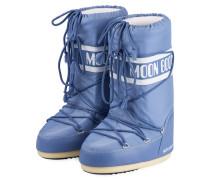 Moon Boots NYLON - HELLBLAU