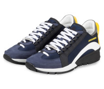 Sneaker - BLAU/ WEISS/ GELB
