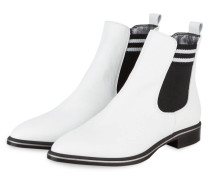 Chelsea-Boots - WEISS