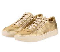Sneaker FUTURISM - GOLD METALLIC