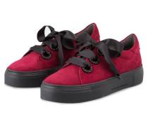 Plateau-Sneaker BIG - DUNKELROT