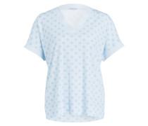 7/8-Schlafanzug - hellblau