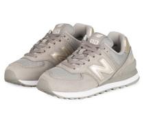 Sneaker 574 - HELLGRAU