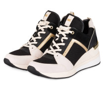 Sneaker GEORGIE - SCHWARZ/ WEISS/ GOLD
