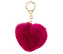 Taschenanhänger - ultra pink