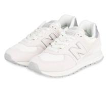 Sneaker WL574 - CREME