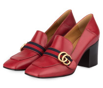 College-Pumps GG MARMONT - ROT