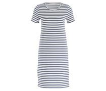Kleid - blau/ weiss gestreift