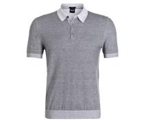 Strick-Poloshirt DELIO Slim Fit