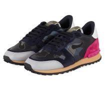Sneaker CAMOUFLAGE - MARINE/ GRAU/ PINK