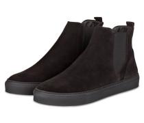 Hightop-Sneaker SPARTACUS - SCHWARZ