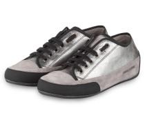 Sneaker ROCK BORD - SILBER/ GRAU/ SCHWARZ