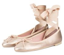Ballerinas AUDREY - GOLD