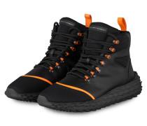 Hightop-Sneaker URCHIN - SCHWARZ/ ORANGE
