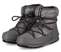 Moon Boots NYLON LOW WP 2 - BLAU
