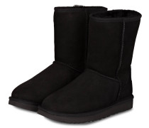 Boots CLASSIC SHORT II - BLACK