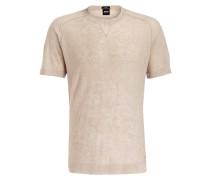 Strick-Shirt DACO aus Leinen