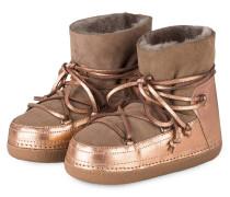 Fell-Boots - CAMEL/ KUPFER