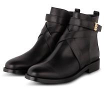 Boots PRYLE - SCHWARZ