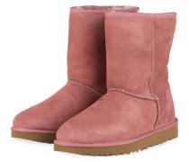 Boots CLASSIC SHORT II - ROSA