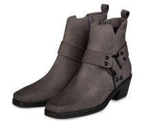 Cowboy Boots NIKKI - DUNKELGRAU