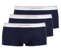 Boxershorts - dunkelblau