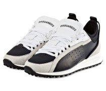 Sneaker - SCHWARZ/ WEISS/ HELLGRAU