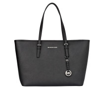 Saffiano-Shopper JET SET TRAVEL LARGE