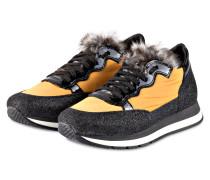 Sneaker VERA6 mit Fellbsatz