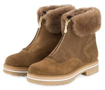 Boots MERY - HELLBRAUN