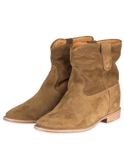 Boots CRISI - HELLBRAUN