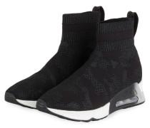 Hightop-Sneaker LULU CAMO - SCHWARZ