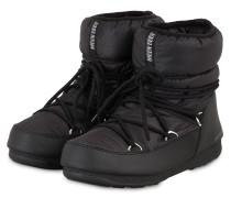 Moon Boots NYLON LOW WP 2 - SCHWARZ