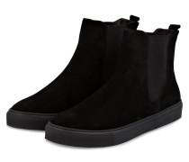 Chelsea-Boots SPARTACUS - SCHWARZ