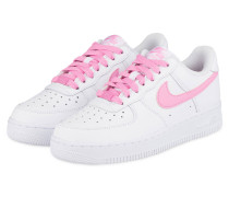 Sneaker AIR FORCE 1 - WEISS/ ROSA