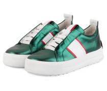 Plateau-Sneaker MEGA - GRÜN