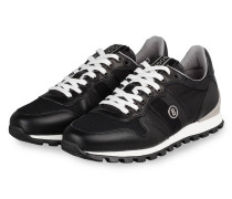 Sneaker PORTO - SCHWARZ