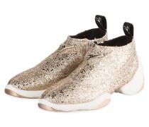 Sneaker JUMP - GOLD