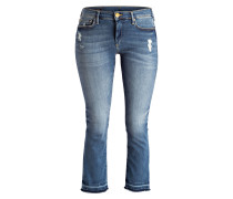 7/8-Jeans HALLE - blue denim