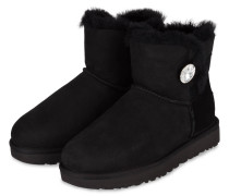 Boots MINI BAILEY BUTTON BLING - SCHWARZ