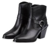 Cowboy Boots GOLDIE - SCHWARZ