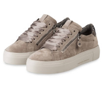 Plateau-Sneaker BIG - TAUPE