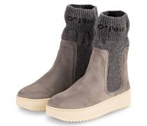 Chelsea-Boots - GRAU