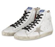 Hightop-Sneaker FRANCY - WEISS