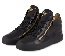 Hightop-Sneaker KRISS - 72685 BLACK
