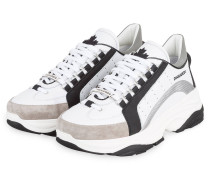 Sneaker BUMPY 551 - WEISS/ DUNKELGRAU