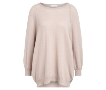 Oversized-Pullover mit Cashmere